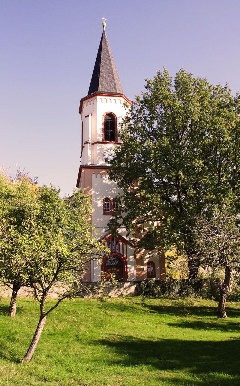 Kirche Zschirla