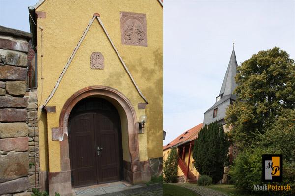Kirche Collmen